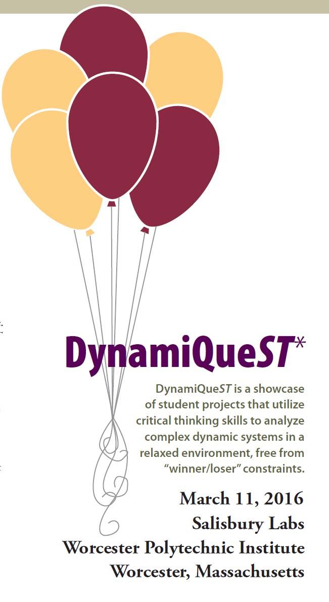 DynamiQueST 2016